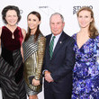 Michael Bloomberg and Diana Taylor Photos