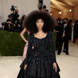 Whitney Peak The 2021 Met Gala Celebrating In America: A Lexicon Of Fashion - Arrivals
