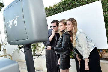 Whitney Port Marie Claire Hosts 'Fresh Faces' Party Celebrating May Issue Cover Stars - Inside