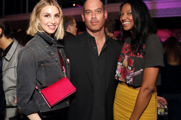 Whitney Port CMT's 'Music City' Premiere Party - Inside