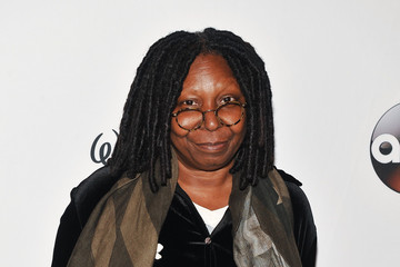 Whoopi Goldberg A Celebration of Barbara Walters Cocktail Reception