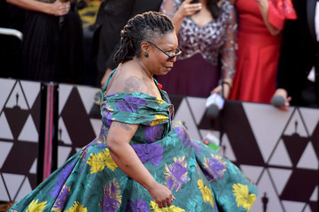 Whoopi Goldberg 90th Annual Academy Awards - Fan Arrivals