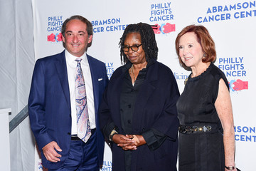 Whoopi Goldberg Philly Fights Cancer: Round 3