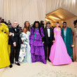 Whoopi Goldberg The 2021 Met Gala Celebrating In America: A Lexicon Of Fashion - Arrivals