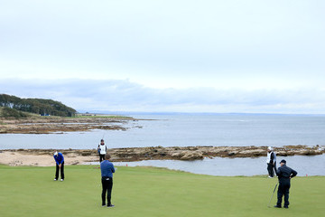 Wijnand Pon Alfred Dunhill Links Championship: Day 2