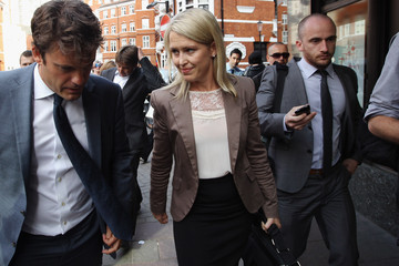 Jennifer Robinson Wikileaks Founder Julian Assange Seeks Asylum At The Ecuadorian Embassy