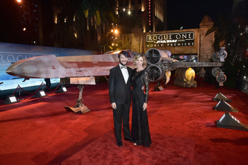 Wil Wheaton The World Premiere of 'Rogue One: A Star Wars Story'