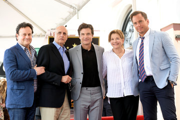 Will Arnett Jason Bateman Honored With Star on the Hollywood Walk of Fame