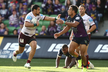 Will Chambers NRL Rd 21 - Storm v Sea Eagles