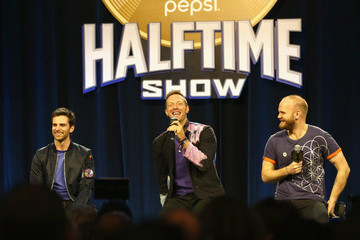Will Champion Pepsi Super Bowl Halftime Press Conference