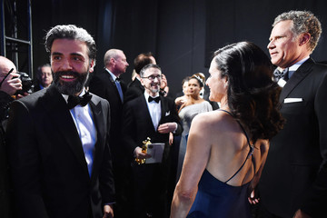 Will Ferrell Julia Louis-Dreyfus 92nd Annual Academy Awards - Backstage