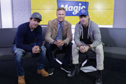 Will Ferrell and Mark Wahlberg Visit Magic FM