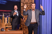 Will Ferrell Visits 'The Tonight Show Starring Jimmy Fallon'