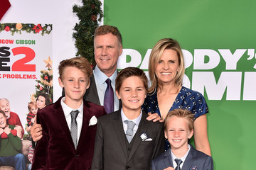 Will Ferrell Viveca Paulin Premiere of Paramount Pictures' 'Daddy's Home 2' - Arrivals