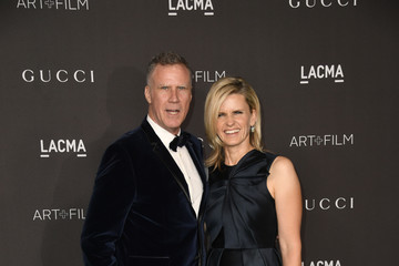 Will Ferrell Viveca Paulin 2019 LACMA Art And Film Gala Presented By Gucci - Arrivals