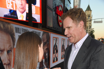 Will Ferrell Premiere Of Warner Bros. Pictures' 'Get Hard' - Red Carpet