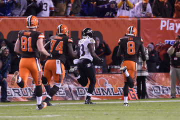 Will Hill Baltimore Ravens v Cleveland Browns