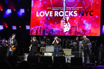 Will Lee Third Annual Love Rocks NYC Benefit Concert For God's Love We Deliver