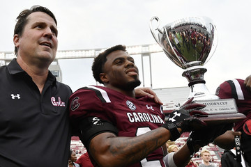 Will Muschamp Missouri vs. South Carolina