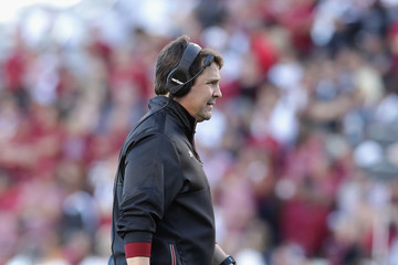 Will Muschamp Missouri v South Carolina