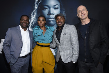 Will Packer James Lopez Universal Pictures' Special Screening Of 'Breaking In' - Red Carpet