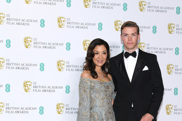 Will Poulter EE British Academy Film Awards - Press Room