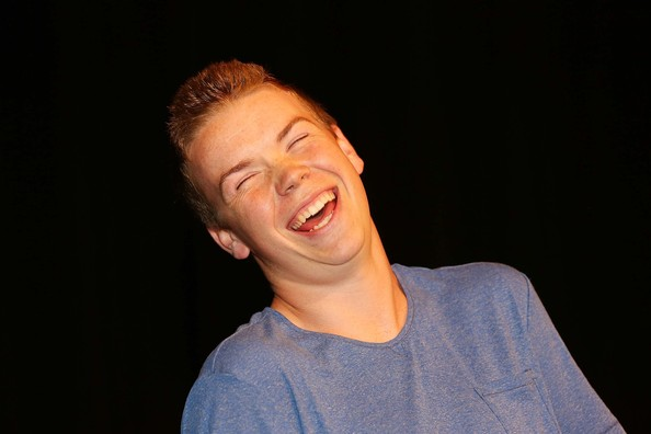 Will poulter will poulter attends the maze runner miami at on august