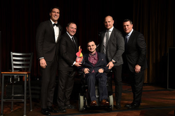 Will Reeve The Christopher & Dana Reeve Foundation 'Magical Evening' Gala - Inside