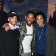 Will Smith Premiere Of Columbia Pictures'