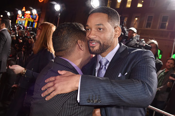 Will Smith Alfonso Ribeiro 'Focus' Premieres in Hollywood — Part 4