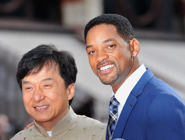 jackie chan and will smith - photo #5