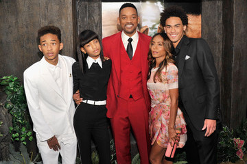 Will Smith Willow Smith 'After Earth' Premieres in NYC — Part 3