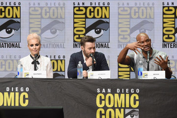 Will Smith Comic-Con International 2017 - Netflix Films: 'Bright' And 'Death Note' Panel