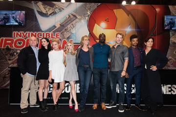 Will Traval Netflix Presents the Casts of Marvel's 'Daredevil' and Marvel's 'Jessica Jones' at New York Comic-Con