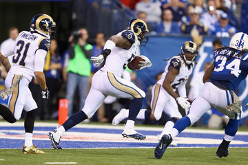 Will Witherspoon St Louis Rams v Indianapolis Colts