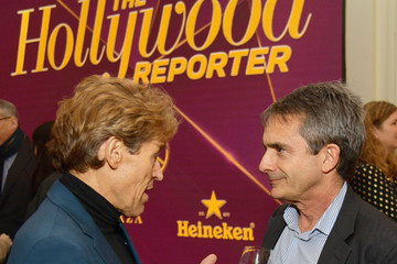 Willem Dafoe The Hollywood Reporter's 7th Annual Nominees Night Presented by Mercedes-Benz, Century Plaza Residences, and Heineken USA - Inside