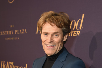 Willem Dafoe The Hollywood Reporter's 7th Annual Nominees Night - Red Carpet