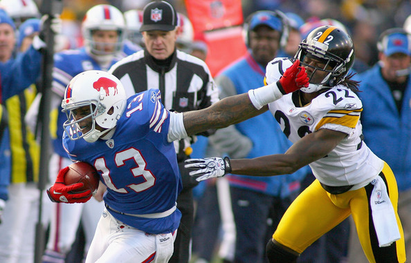 William Gay - Pittsburgh Steelers v Buffalo Bills