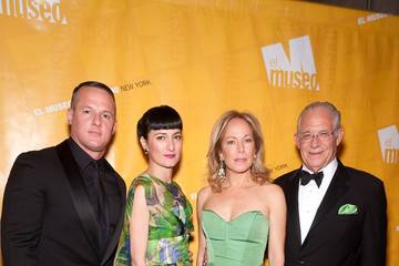 William A. Haseltine Arrivals at the El Museo's Gala