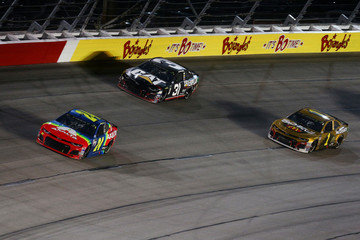 William Byron Monster Energy NASCAR Cup Series Bojangles' Southern 500