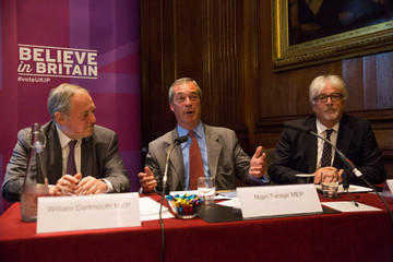 William Dartmouth UKIP Launches EU Trade Myths Pamphlet