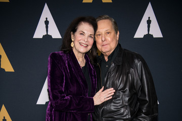 William Friedkin Sherry Lansing Academy Of Motion Picture Arts And Sciences Hosts 45th Anniversary Screening Of 'The Exorcist'