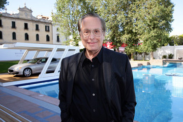 William Friedkin Celebs Hang Out at Terrazza Maserati