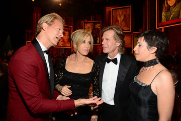 William H. Macy 42nd AFI Life Achievement Award Honoring Jane Fonda - Backstage And Audience