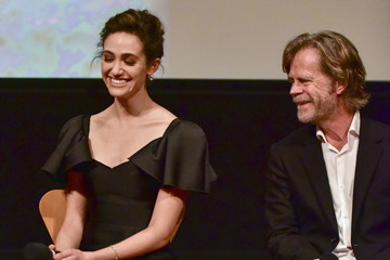 William H. Macy Emmy Rossum Emmy For Your Consideration Event For Showtime's 'Shameless' - Inside
