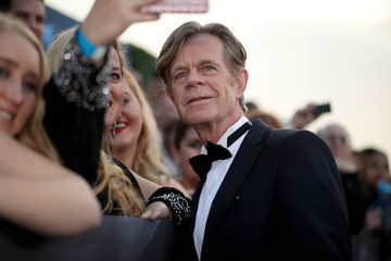 William H. Macy The 22nd Annual Critics' Choice Awards - Red Carpet