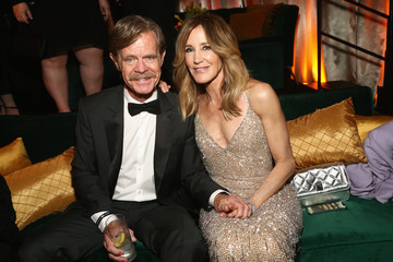 William H. Macy Netflix 2019 Golden Globes After Party