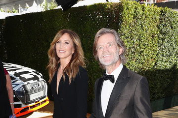 William H. Macy Audi At The 70th Annual Emmy Awards