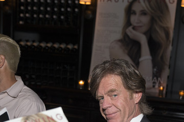 William H. Macy Haute Living Celebrates Felicity Huffman
