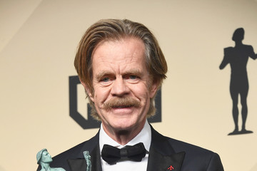 William H. Macy 24th Annual Screen Actors Guild Awards - Press Room